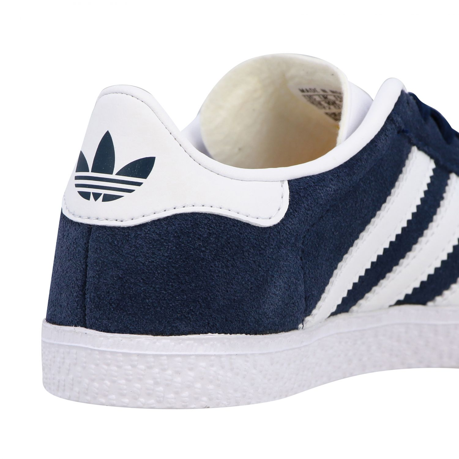 Shoes Adidas Originals: Gazelle C Adidas Originals sneakers in suede and leather blue 5