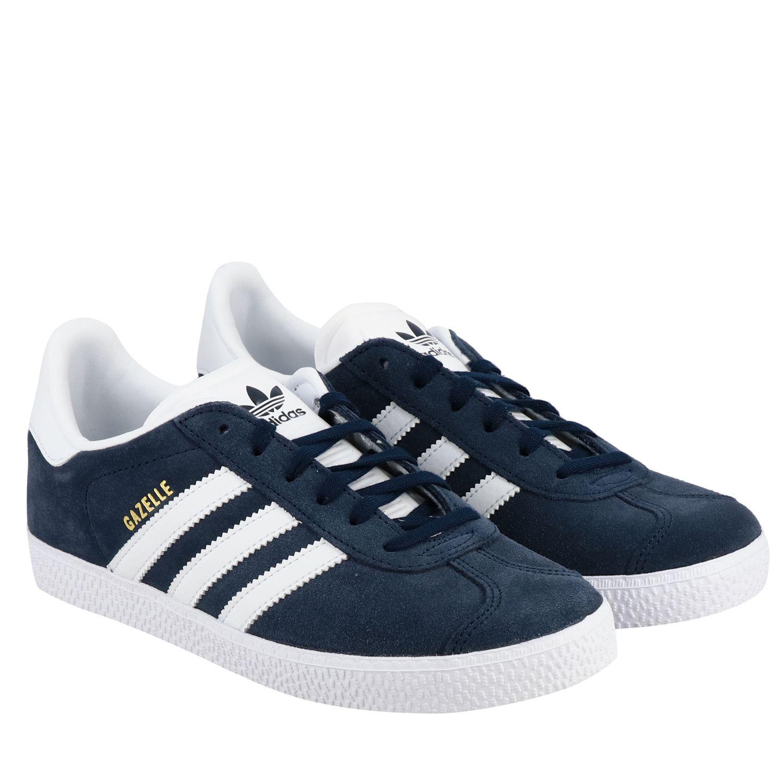 Shoes Adidas Originals: Shoes kids Adidas Originals blue 2
