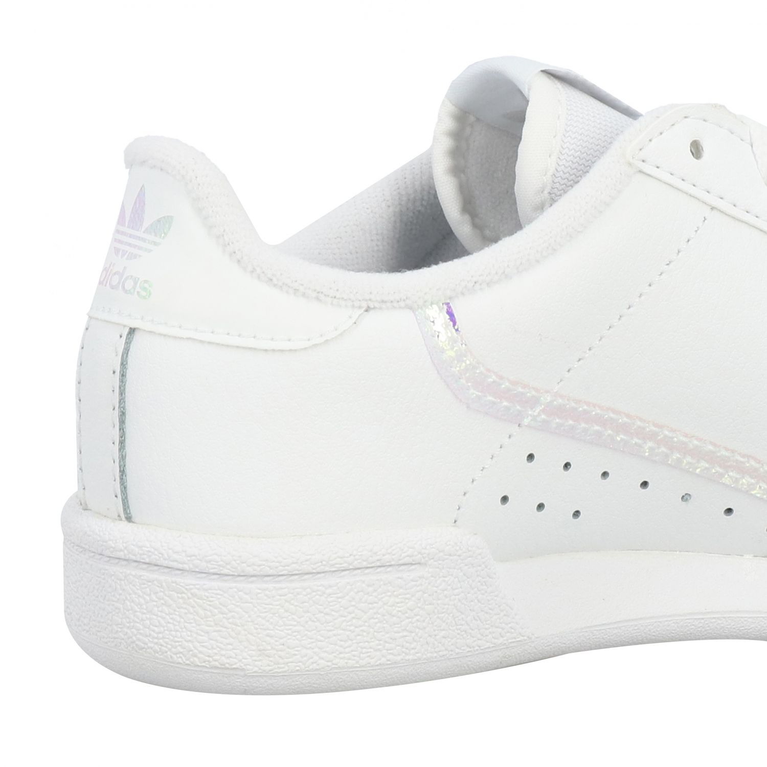 Scarpe Adidas Originals: Sneakers Continental 80 Adidas Originals in pelle bianco 5