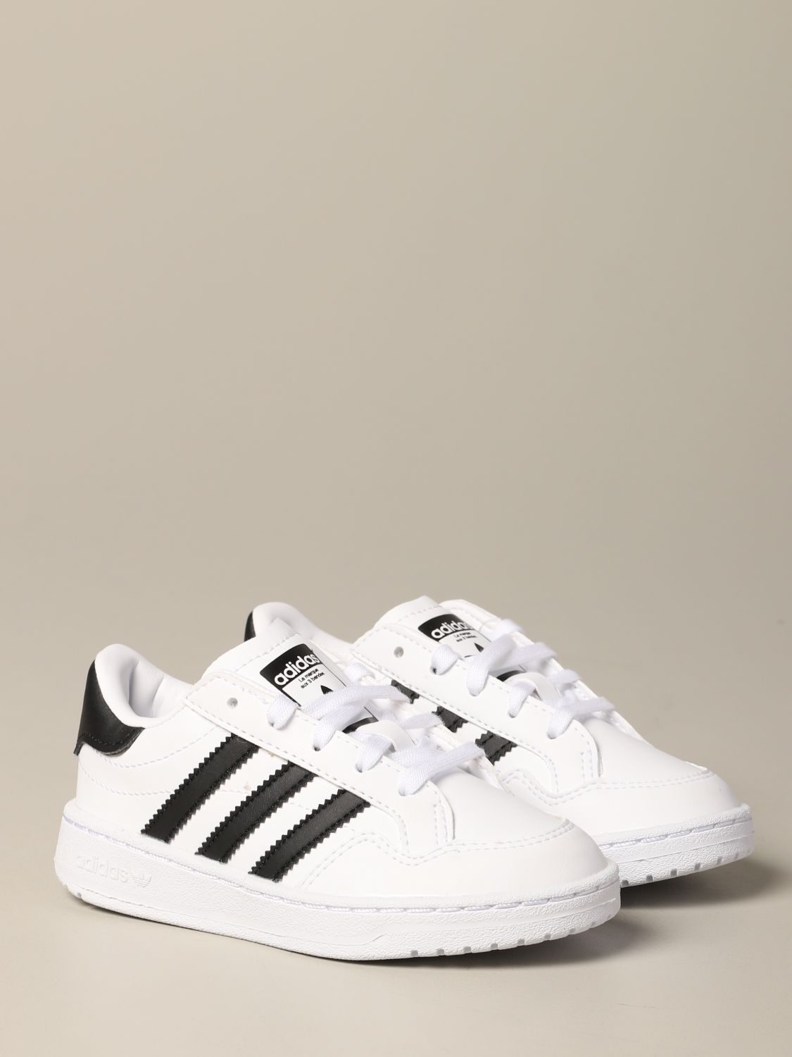 Shoes Adidas Originals: Shoes kids Adidas Originals white 2