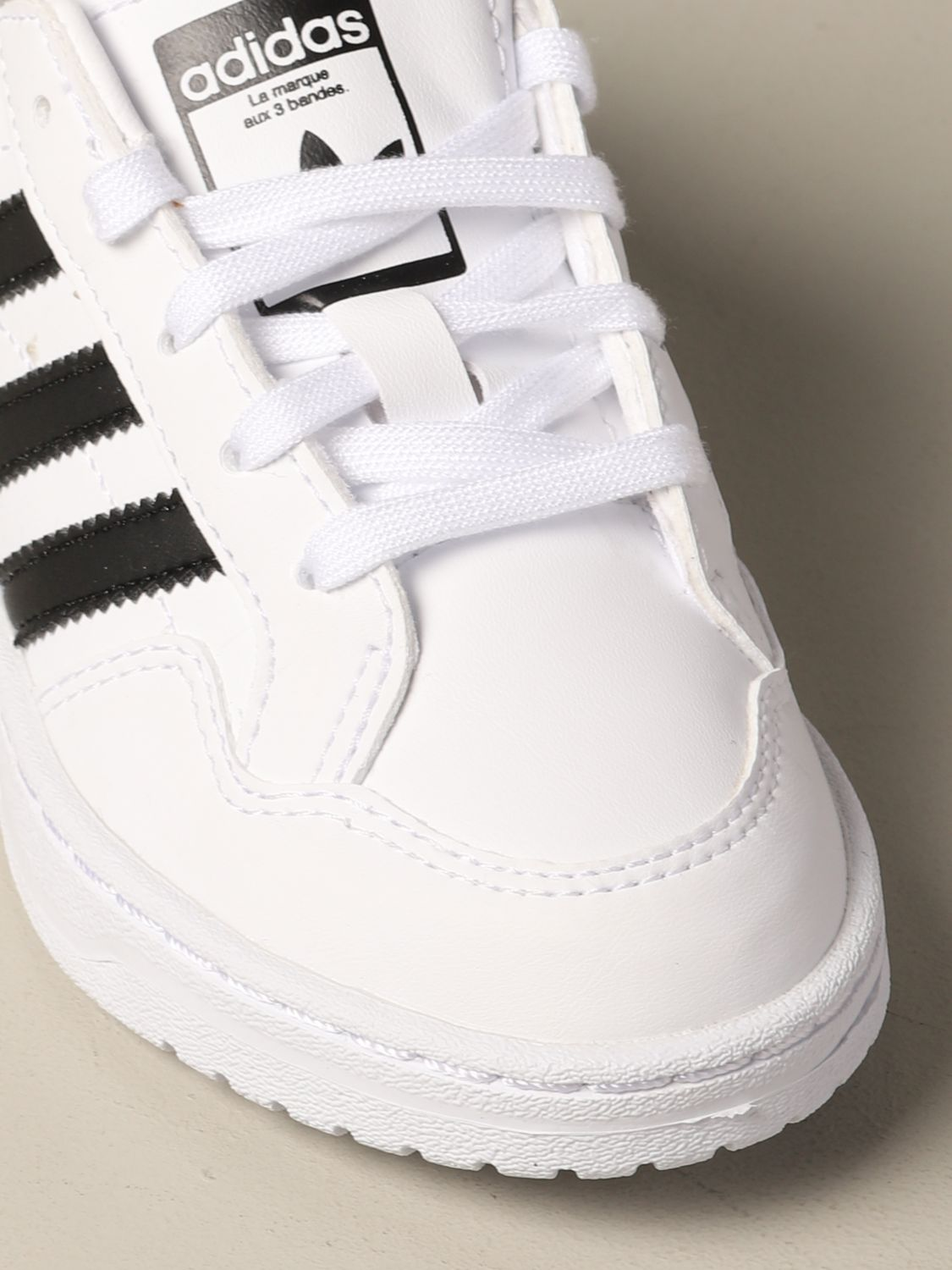 Shoes Adidas Originals: Shoes kids Adidas Originals white 4