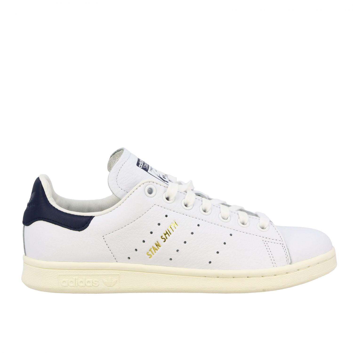 Talla Mierda Degenerar  Stan smith Adidas Originals leather sneakers | Sneakers Adidas Originals  Women White | Sneakers Adidas Originals CQ2870 Giglio EN