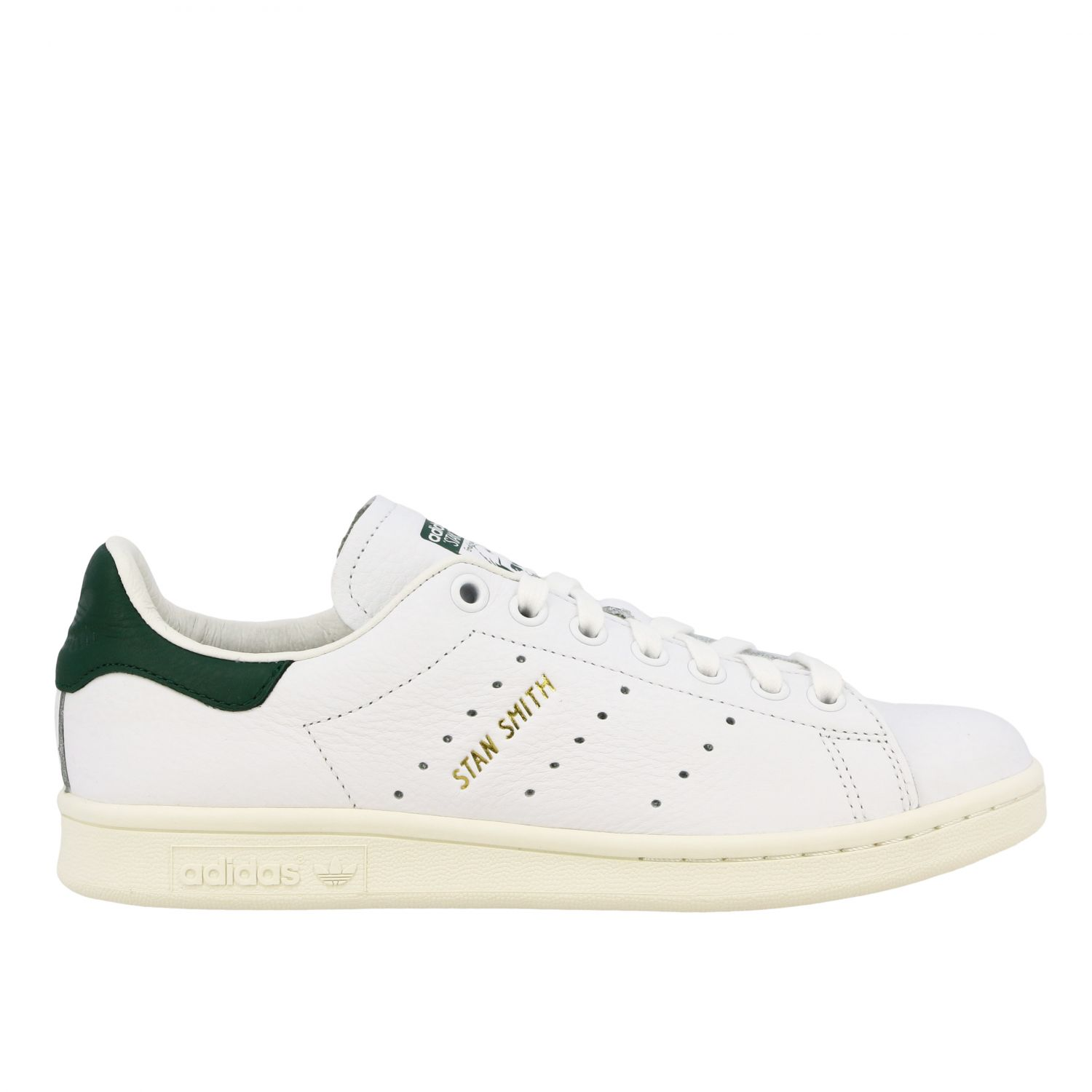 Sneakers Adidas Originals: Sneakers Stan smith Adidas Originals in pelle bianco 1