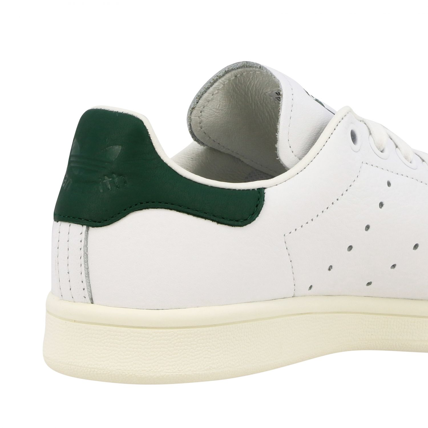 Sneakers Adidas Originals: Sneakers Stan smith Adidas Originals in pelle bianco 5