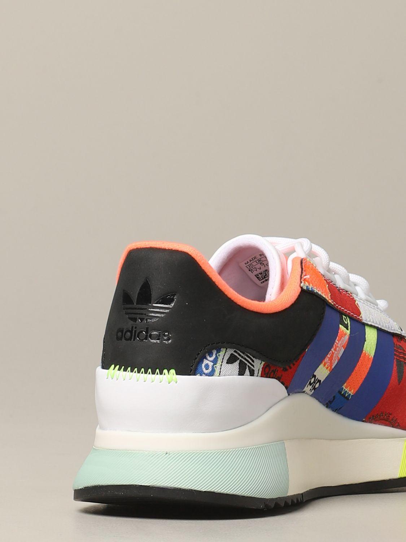 adidas donna tela sneakers