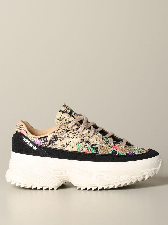 Zapatillas Adidas Originals: Zapatos mujer Adidas Originals beige 1