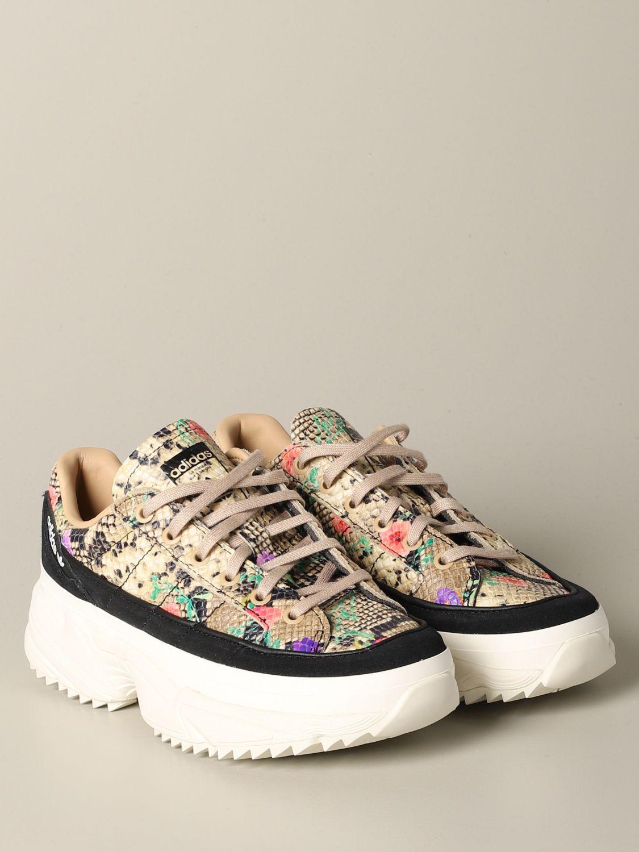 Zapatillas Adidas Originals: Zapatos mujer Adidas Originals beige 2