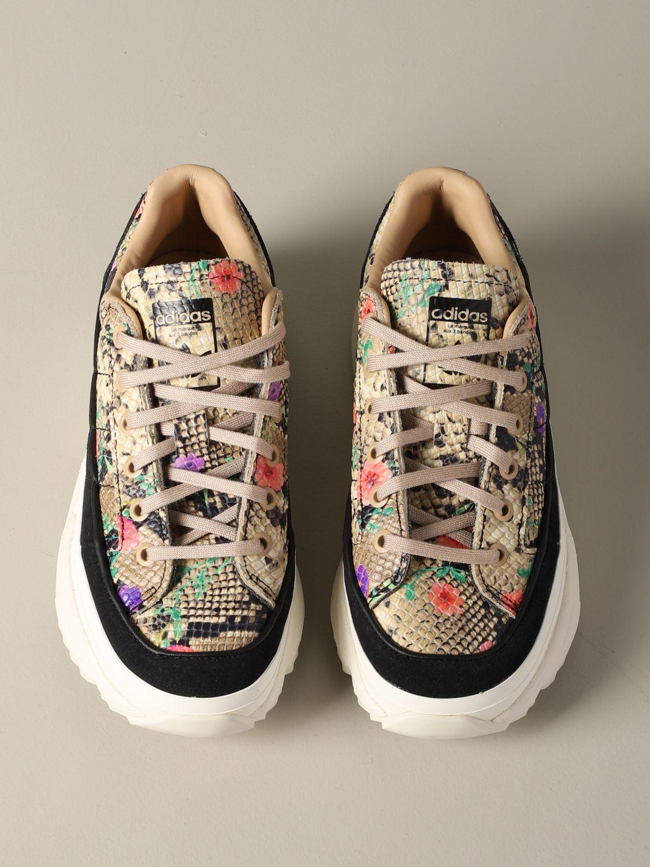 Zapatillas Adidas Originals: Zapatos mujer Adidas Originals beige 3