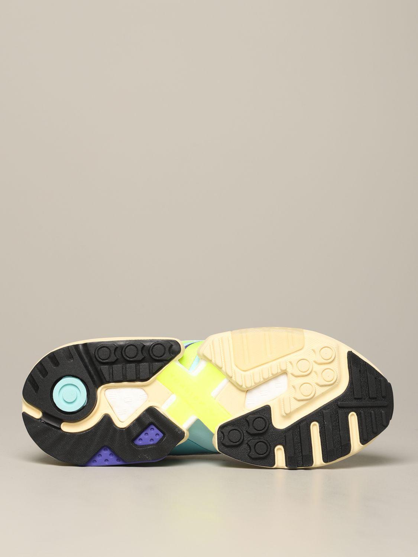 Sneakers Adidas Originals: Adidas Originals Zx torsion sneakers in mesh and suede water 6