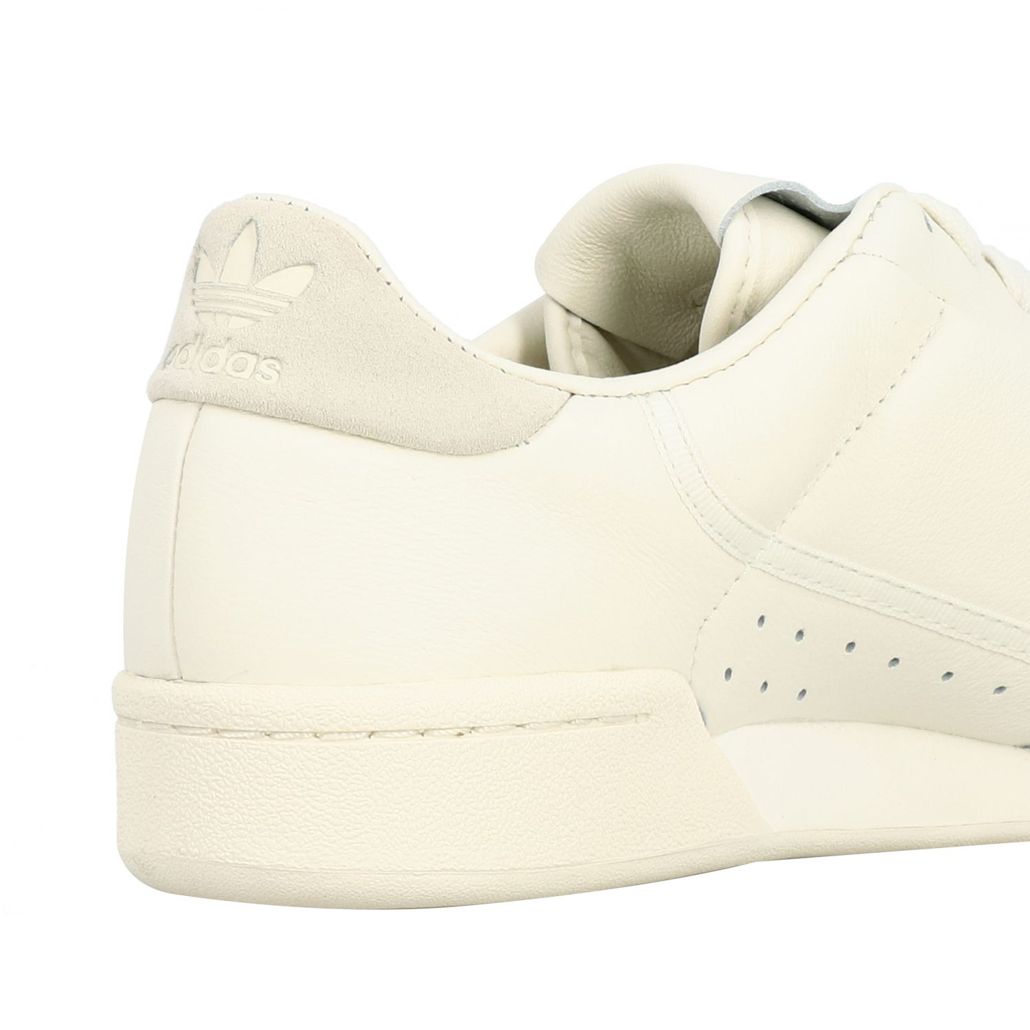 Sneakers Adidas Originals: Continental 80 Adidas Originals Sneakers aus Leder yellow cream 5