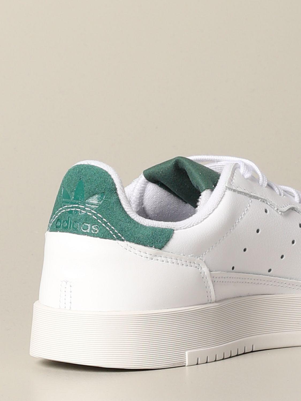 Sneakers Adidas Originals: Supercourt Adidas Originals leather sneakers white 5