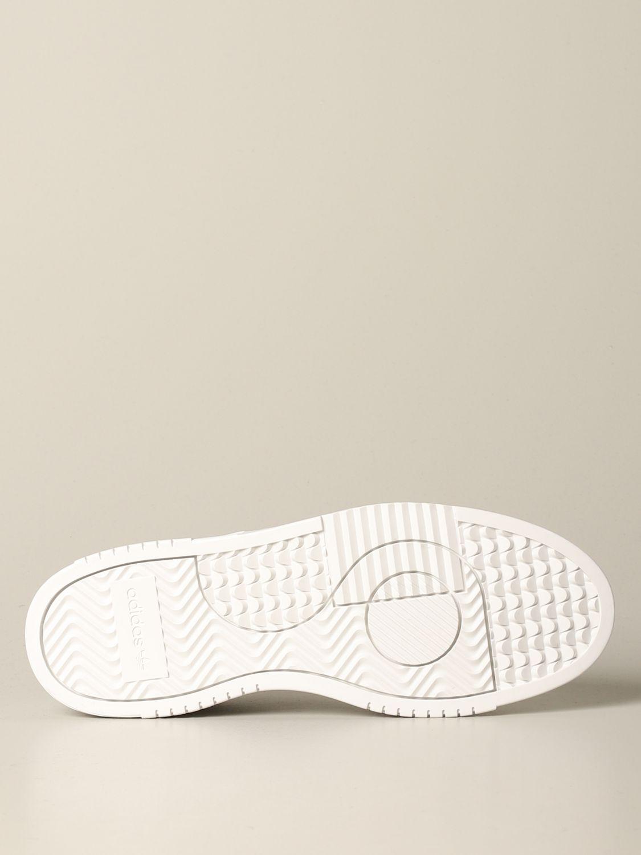 Sneakers Adidas Originals: Supercourt Adidas Originals leather sneakers white 6