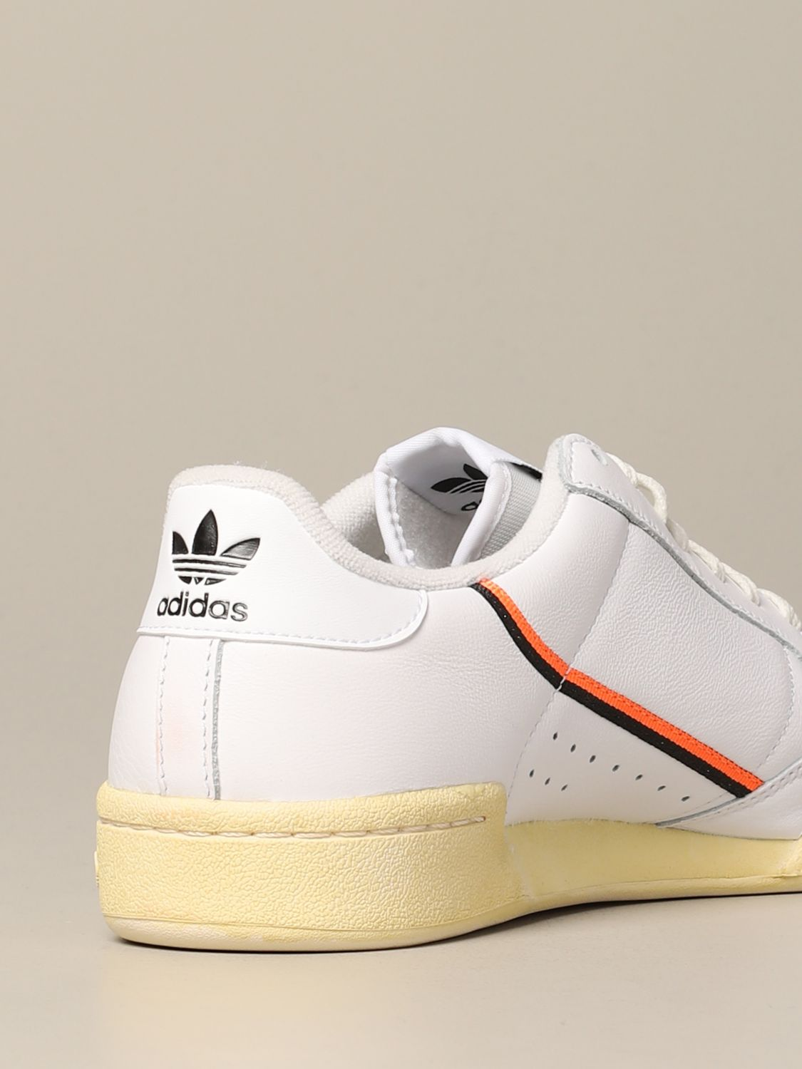 Sneakers Adidas Originals: Sneakers Continental 80 Adidas Originals in pelle bianco 5