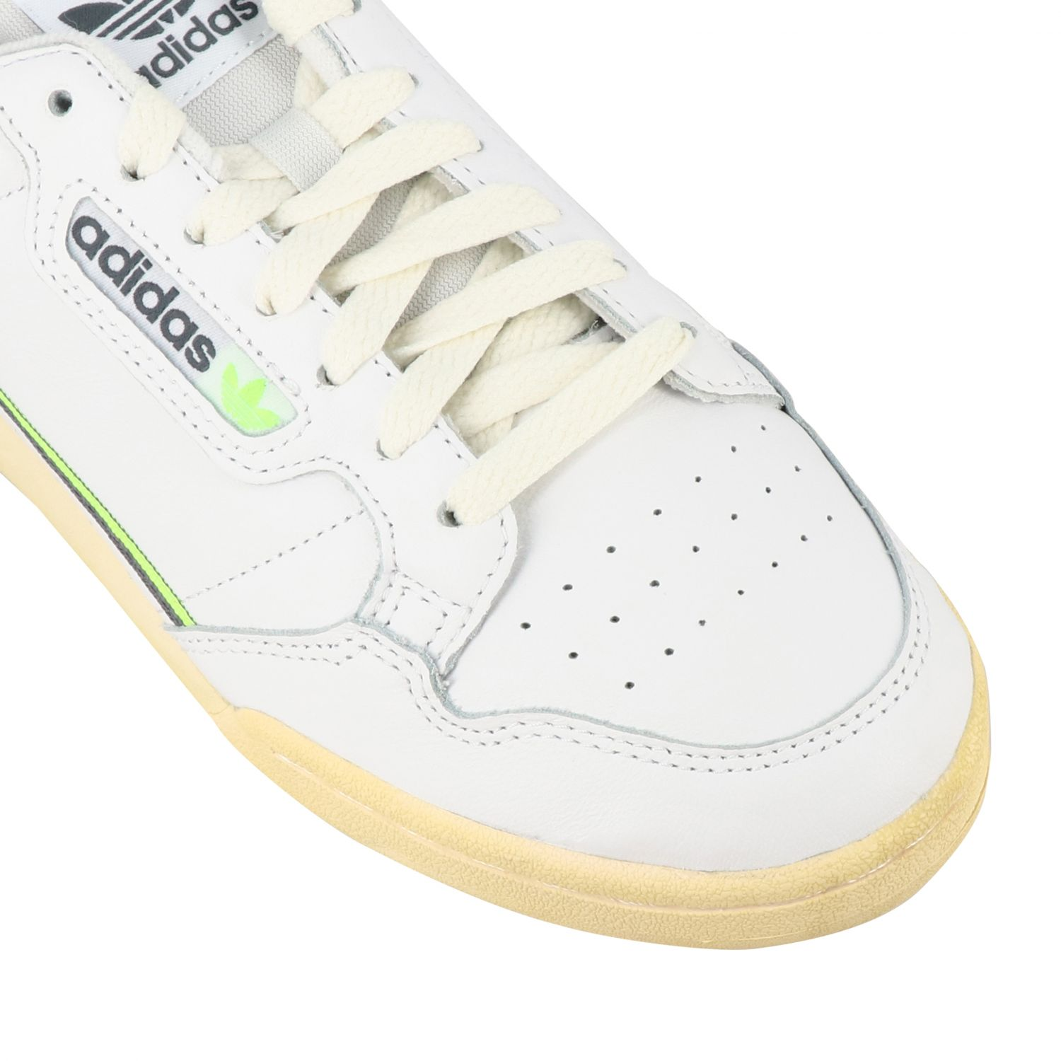 Sneakers Adidas Originals: Sneakers Continental 80 Adidas Originals in pelle bianco 4