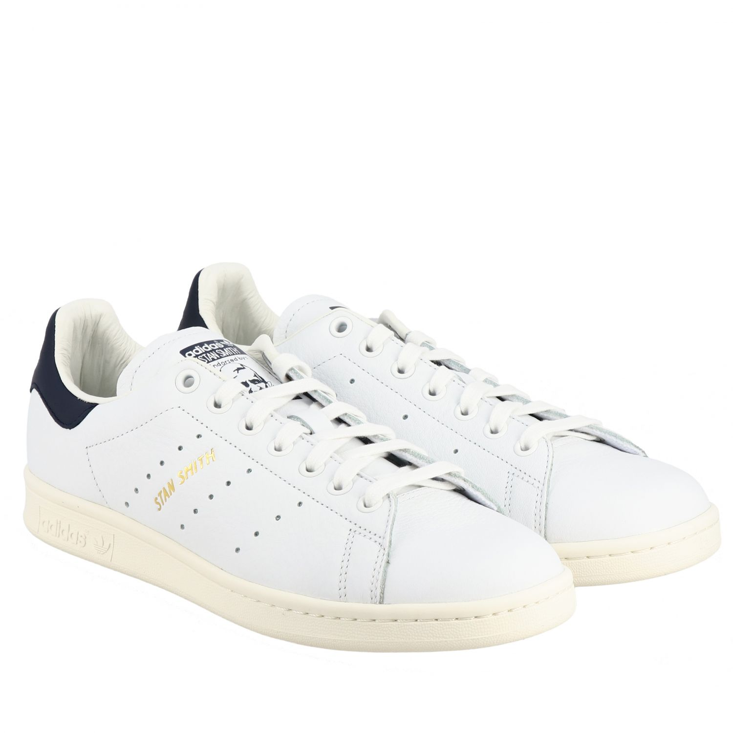 Sneakers Adidas Originals: Stan smith Adidas Originals leather sneakers white 2
