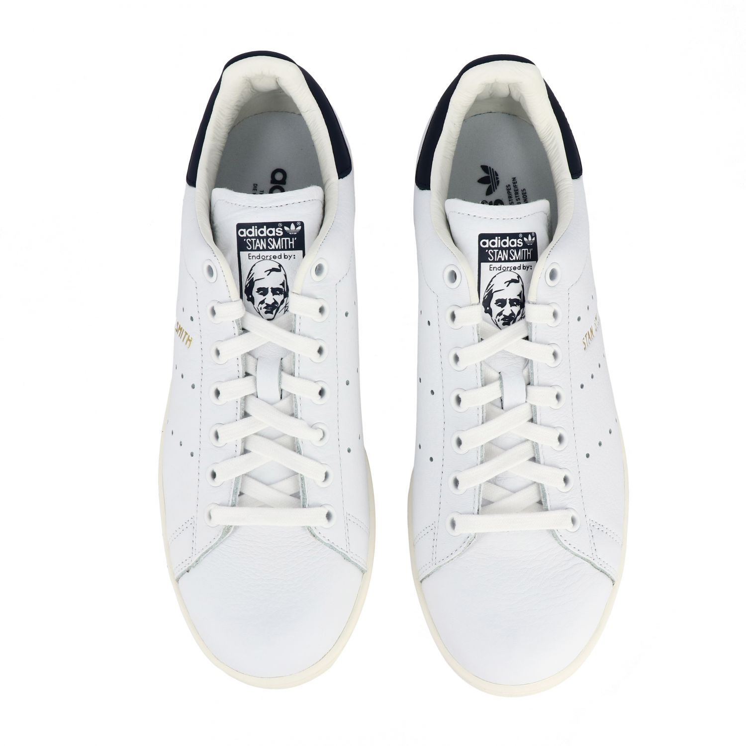 Sneakers Adidas Originals: Stan smith Adidas Originals leather sneakers white 3
