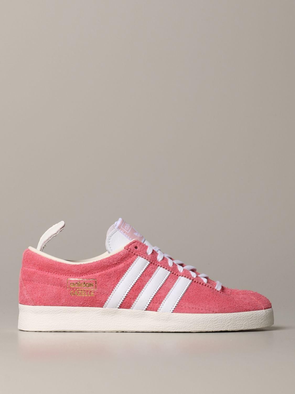 Sneakers Adidas Originals: Sneakers Adidas originals in camoscio rosa 1