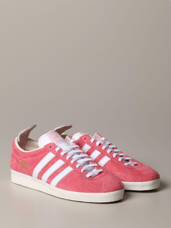 Sneakers Adidas Originals: Sneakers Adidas originals in camoscio rosa 2
