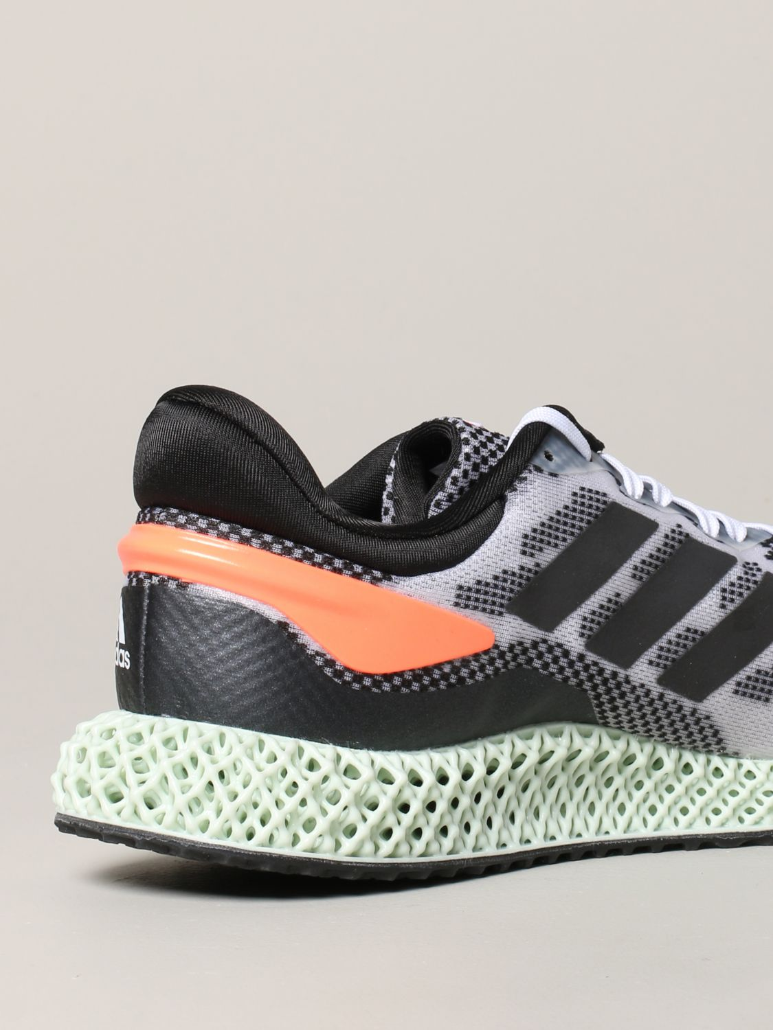 运动鞋 Adidas Originals: Adidas Originals 4d run 1.0 运动鞋 白色 5
