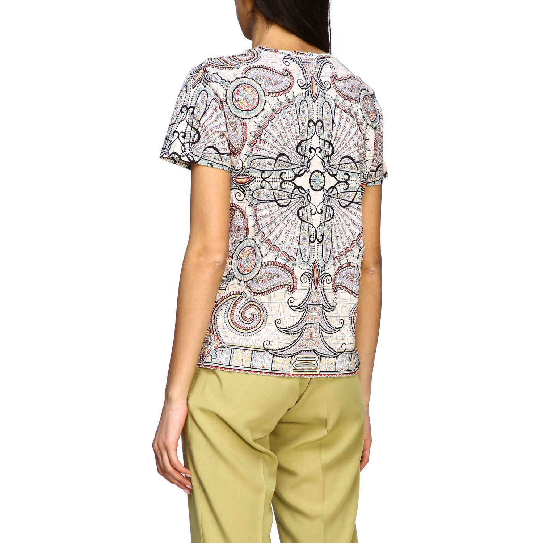 Etro Shirt mit Paisley-Print schwarz 3