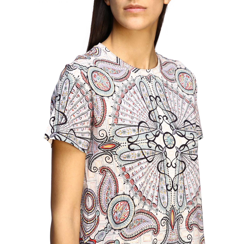 Etro Shirt mit Paisley-Print schwarz 5