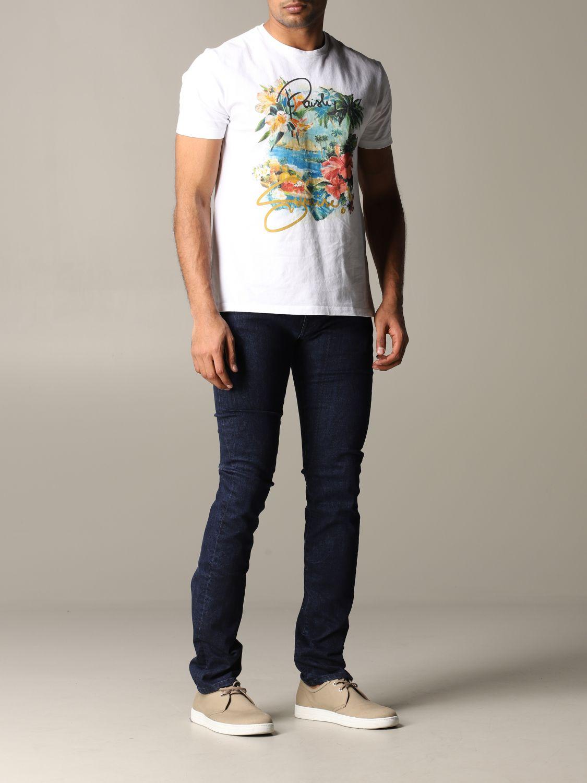 Jeans homme Etro bleu 2