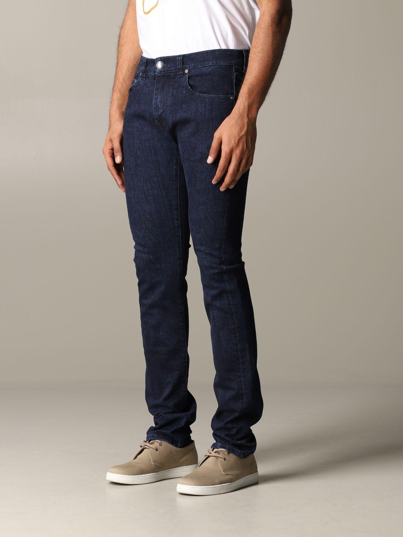 Jeans homme Etro bleu 4