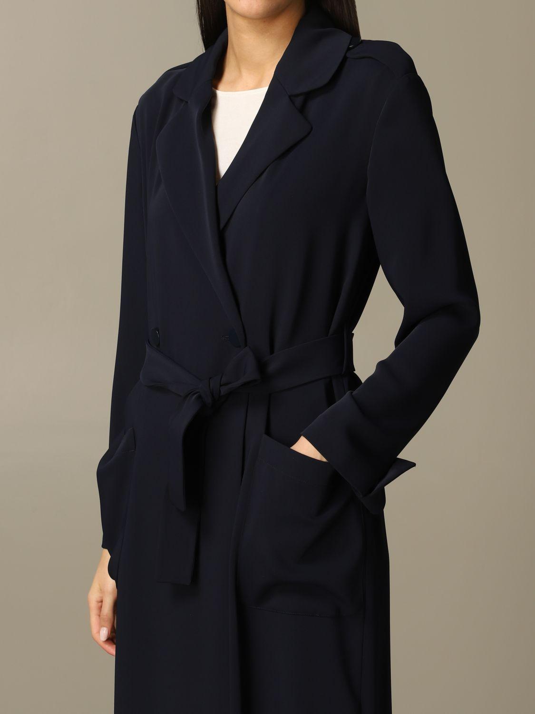armani coat womens