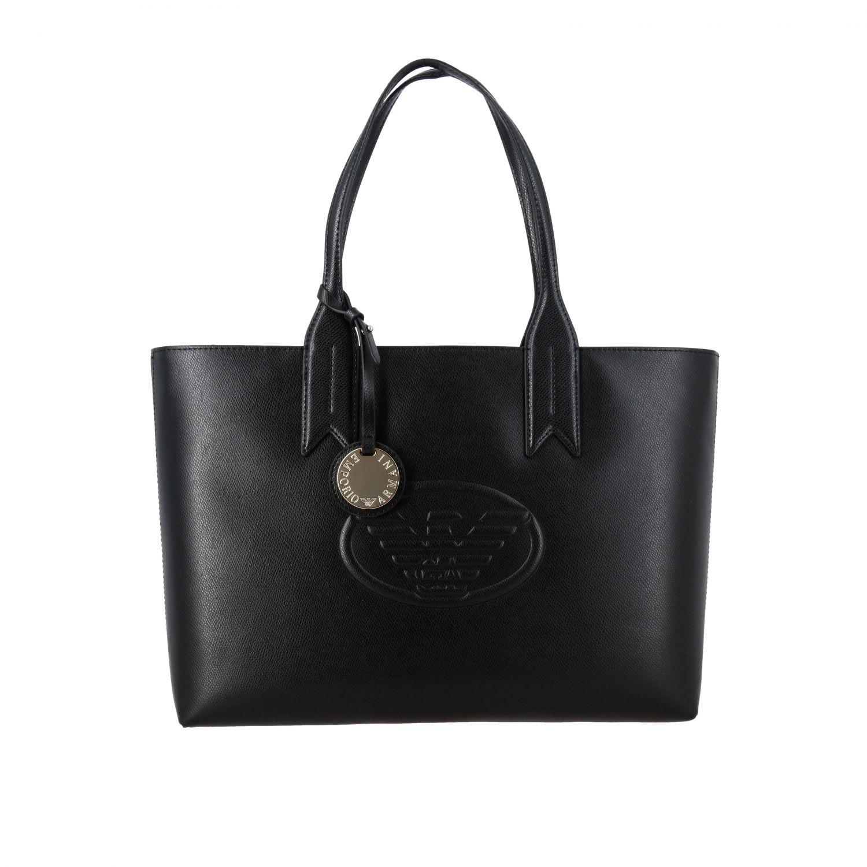 Shoulder bag women Emporio Armani black 1