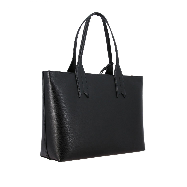 Shoulder bag women Emporio Armani black 3