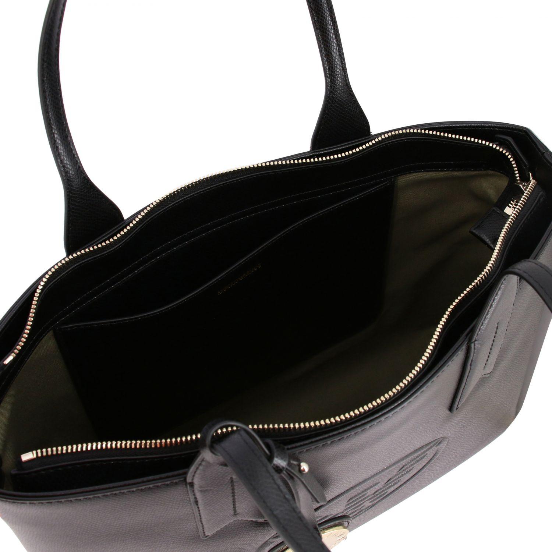 Shoulder bag women Emporio Armani black 5
