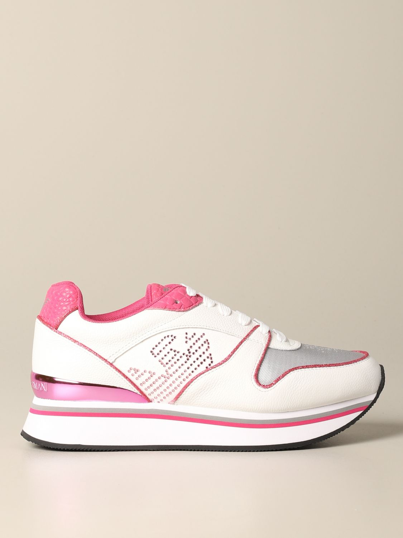 Shoes women Emporio Armani   Sneakers