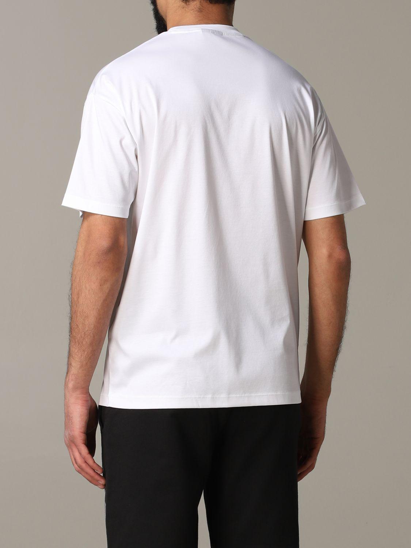 T-shirt Emporio Armani: T-shirt men Emporio Armani white 3