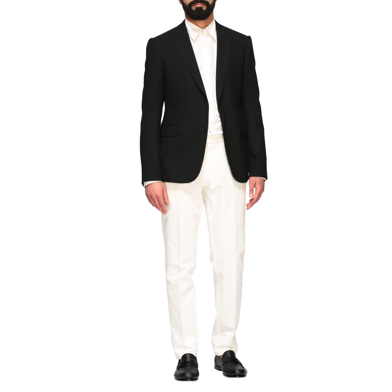 Blazer Emporio Armani: Emporio Armani men blazer black 2