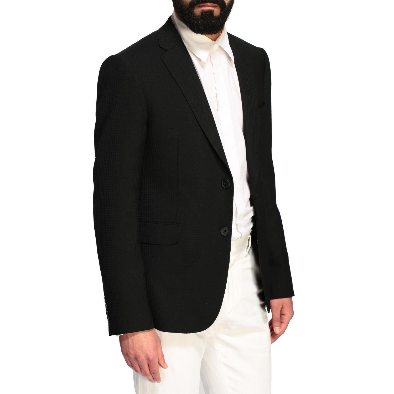 Blazer Emporio Armani: Emporio Armani men blazer black 5