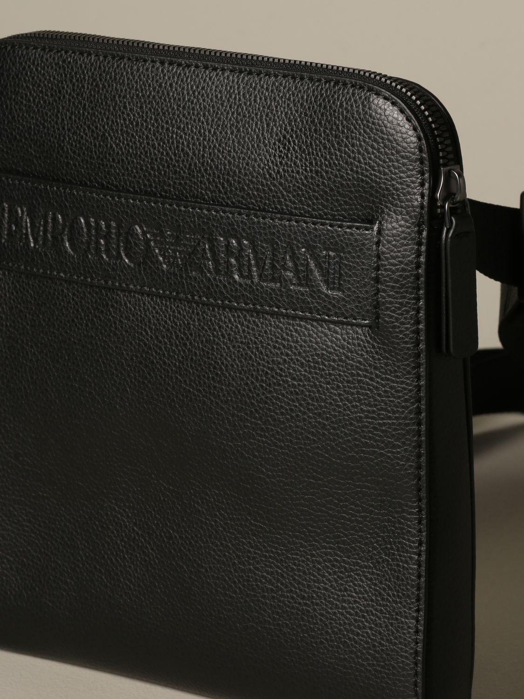 Bags men Emporio Armani black 3