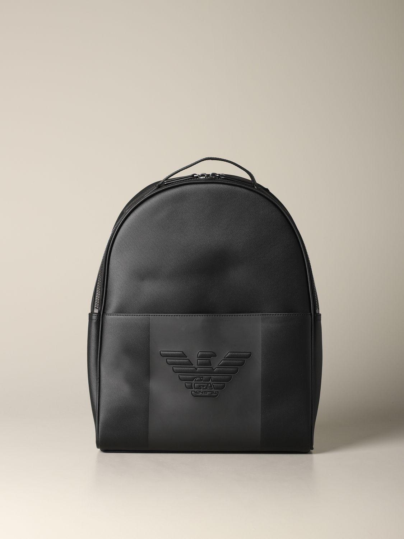 Backpack Emporio Armani: Bags men Emporio Armani blue 1