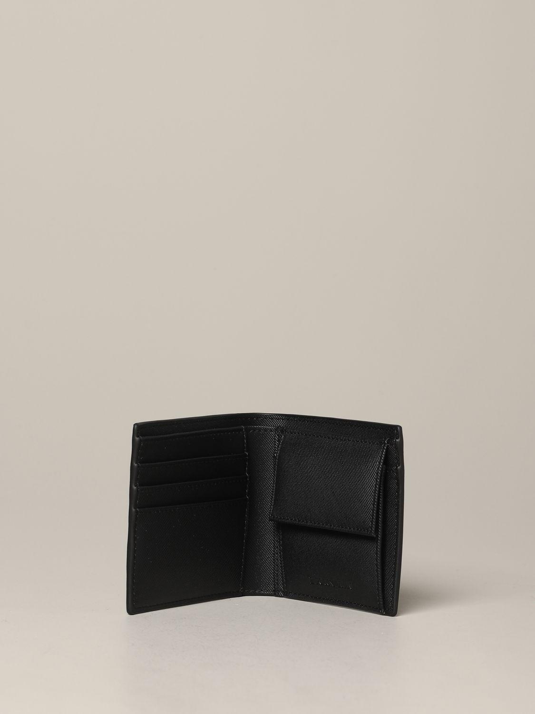 Wallet men Emporio Armani black 2