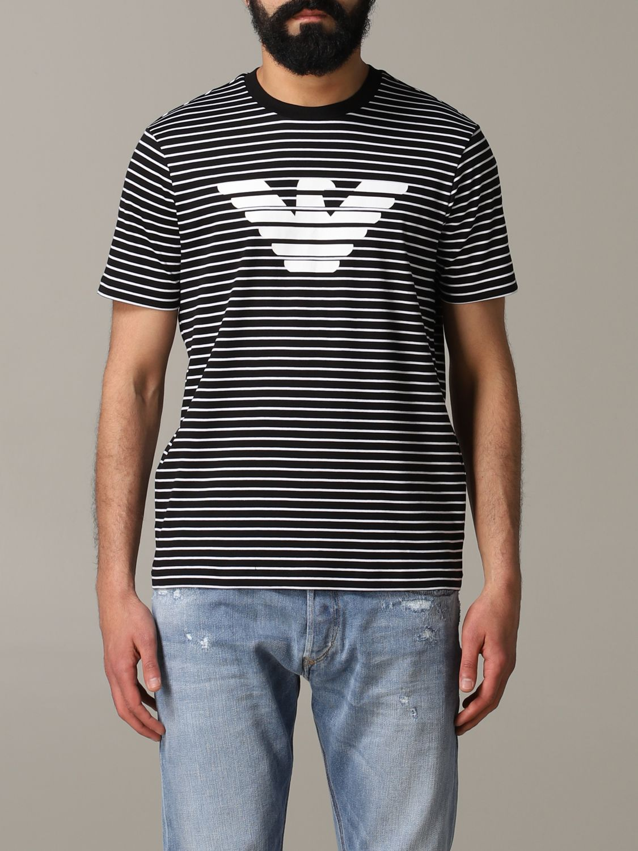 Emporio Armani T-Shirt schwarz 1