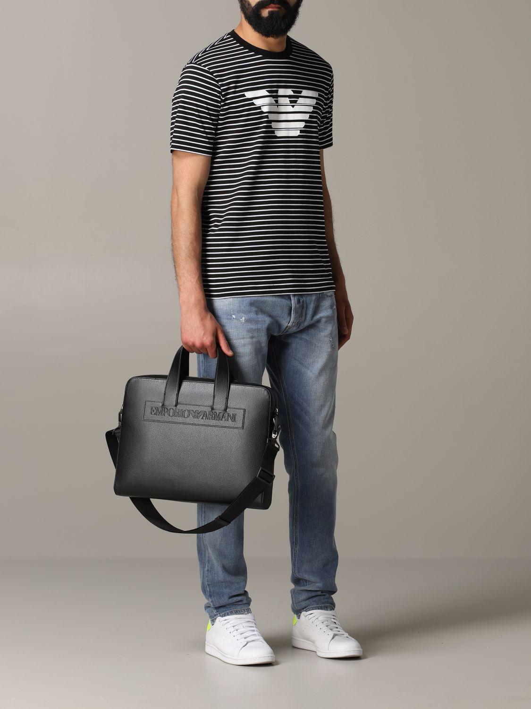 Emporio Armani T-Shirt schwarz 2