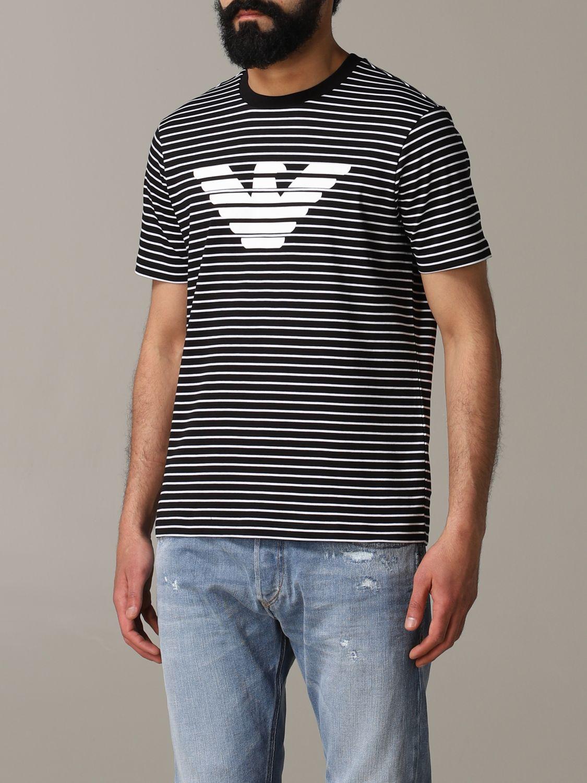 Emporio Armani T-Shirt schwarz 4