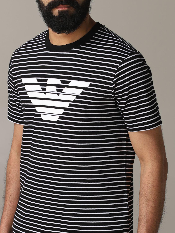 Emporio Armani T-Shirt schwarz 5