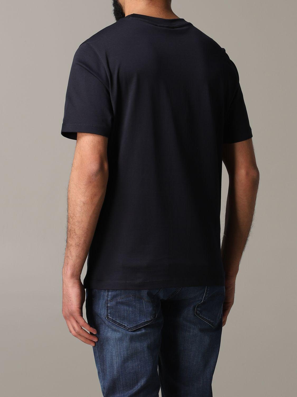 T-Shirt Emporio Armani: Emporio Armani T-Shirt mit Logo blau 3