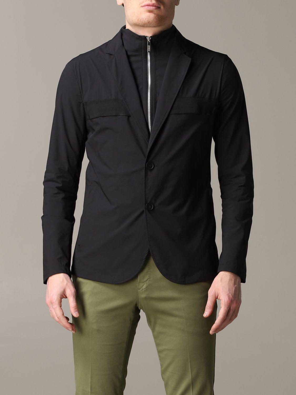 Blazer Emporio Armani: Emporio Armani Jacke schwarz 1