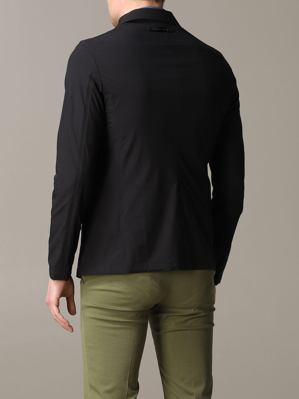 Blazer Emporio Armani: Emporio Armani Jacke schwarz 3