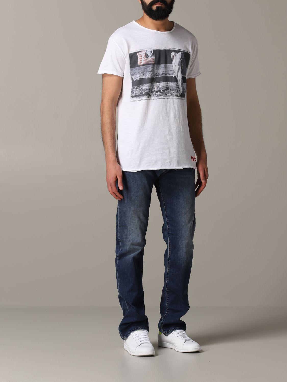 Jeans Emporio Armani: Emporio Armani Regular Fit 9,5 once Jeans denim 2