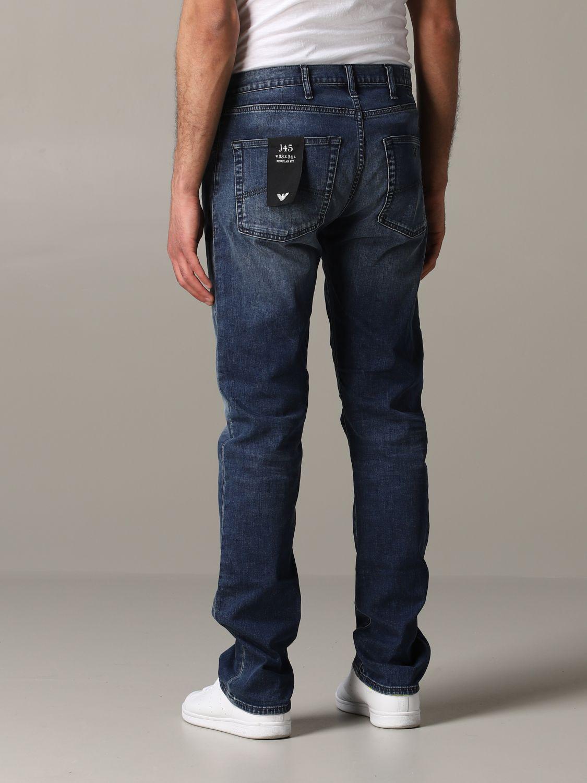 Jeans Emporio Armani: Emporio Armani Regular Fit 9,5 once Jeans denim 3