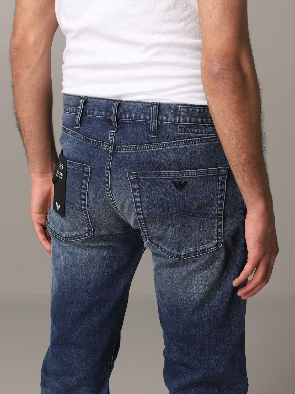 Jeans Emporio Armani: Jeans men Emporio Armani denim 5