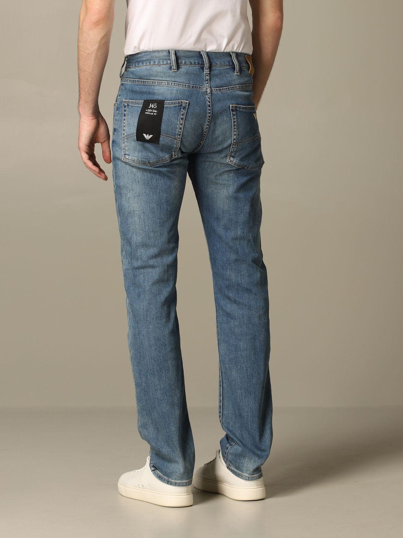 Jeans Emporio Armani: Jeans men Emporio Armani denim 2