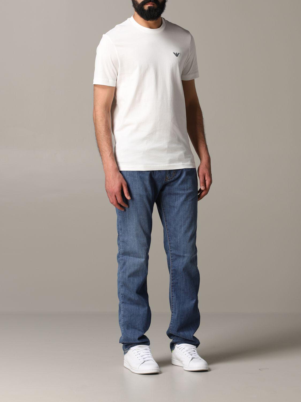 Jeans Emporio Armani: Emporio Armani Regular Fit Jeans denim 2